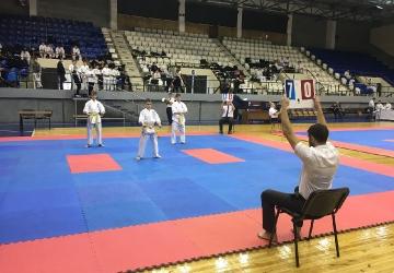 Чемпионат и Первенство СФО 2021 (киокусинкай)