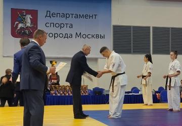 Чемпионат России по синкёкусинкай 28.11.2020